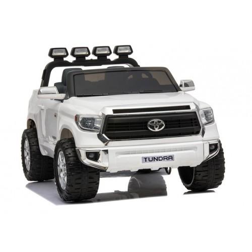 Auto na Akumulator Toyota Tundra Biała 2.4G