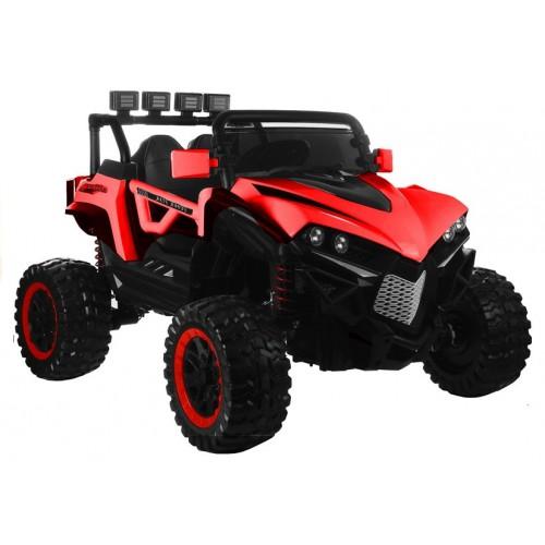 Auto na Akumulator Jeep XJL Buggy Czerwony 4x4