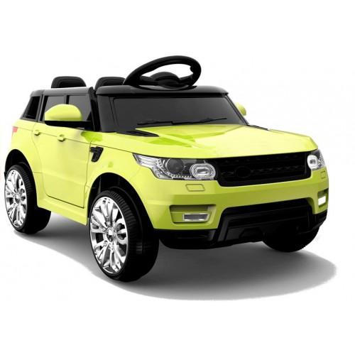 Auto na Akumulator Range Rover Velar Zielony