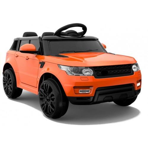 Auto na Akumulator Range Rover Velar Pomarańczowe