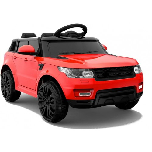 Auto na Akumulator Range Rover Velar Czerwony