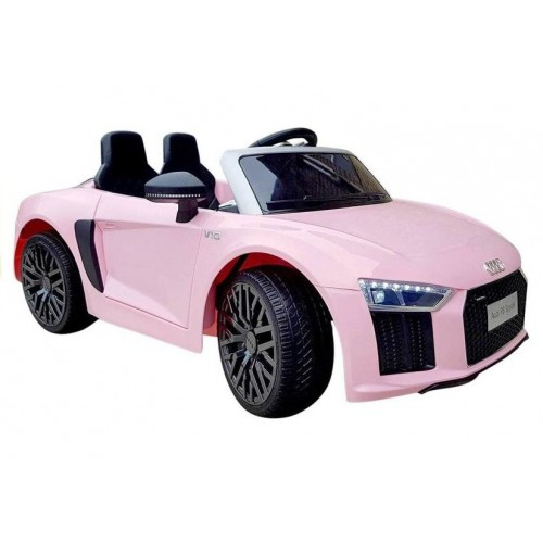 Auto na Akumulator Audi R8 Spyder Różowe Bestseller