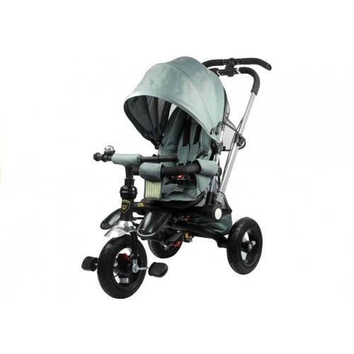 Rower Trójkołowy PRO700 Srebrny