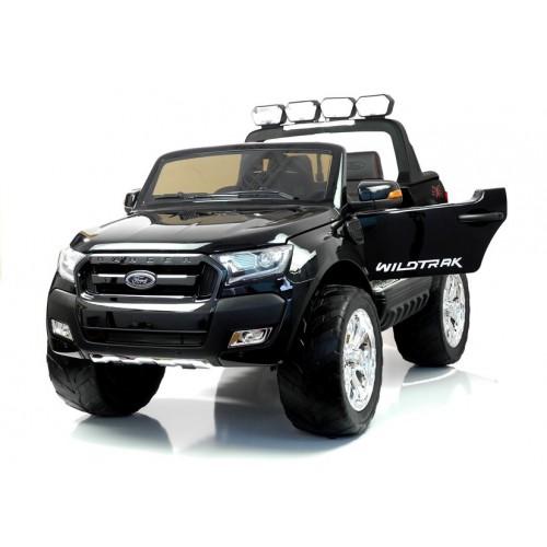 Auto Na Akumulator Ford Ranger 4x4 Czarny Lakierowany + LCD