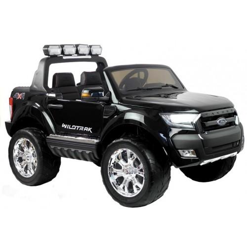 Auto Na Akumulator Ford Ranger 4x4 Czarny LCD