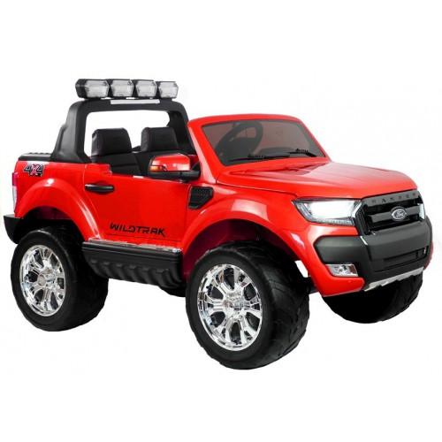 Auto Na Akumulator Ford Ranger 4x4 Czerwony LCD