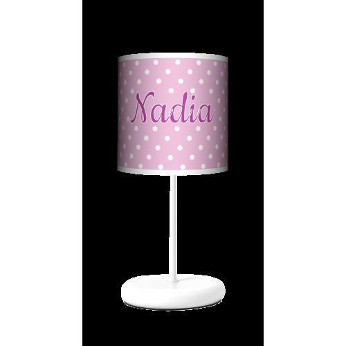 Lampa stojąca - Imienna Kropki
