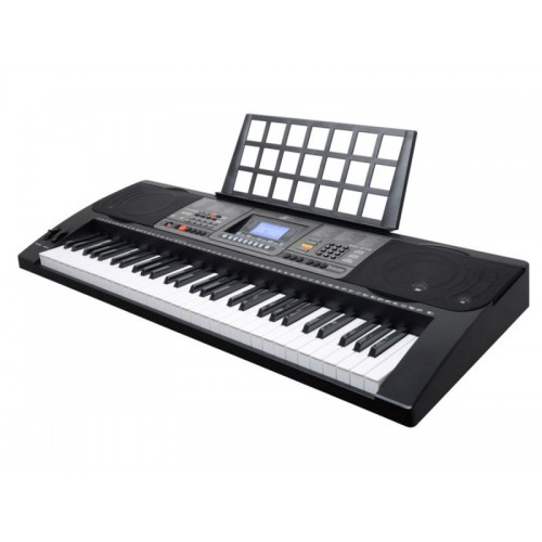 Keyboard Organy 61 Klawiszy Zasilacz MK-816 z funkcją nauki gry