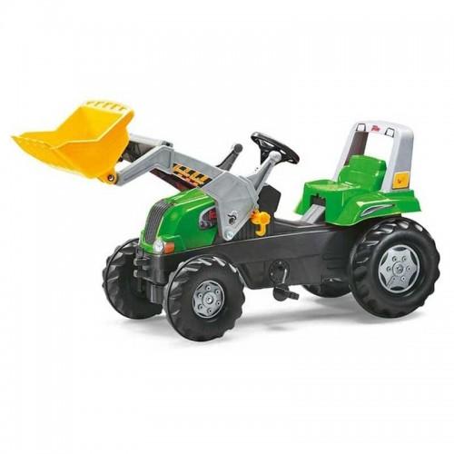 Rolly Toys rollyJunior Traktor z Łyżką regulowane siedzenie