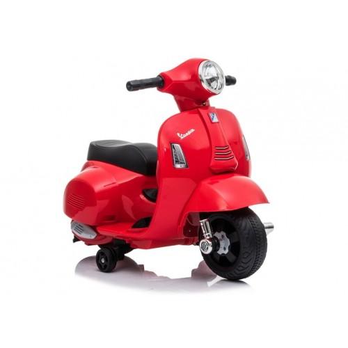 Motor Na Akumulator Vespa GTS 300 Mini Czerwony