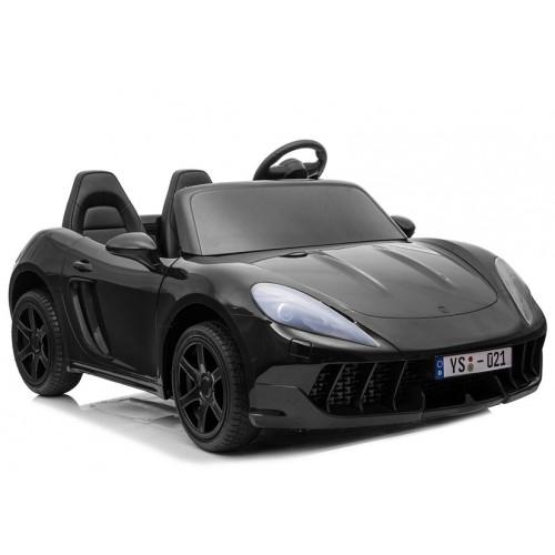 Auto na akumulator YSA021A Czarny Lakierowany
