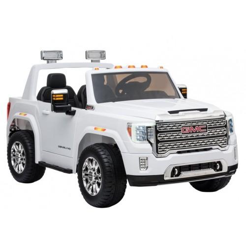 Auto na akumulator HL368 Biały