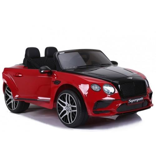 Auto na Akumulator Bentley Supersports JE1155 Czerwony