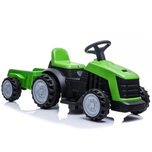 Traktor na Akumulator TR1908T Zielony