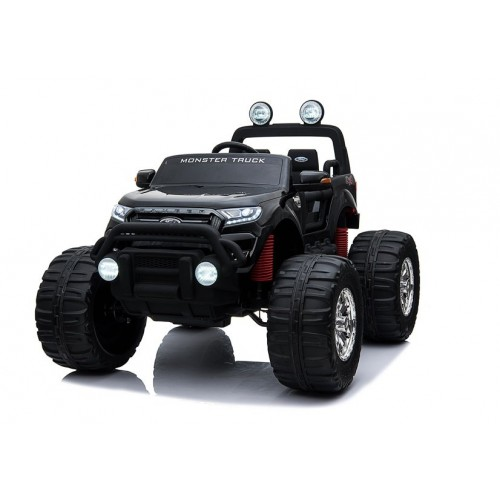 Pojazd na Akumulator Auto Ford Ranger WIELKI Monster Czarny
