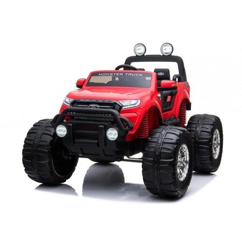 Pojazd na Akumulator Auto Ford Ranger WIELKI Monster Czerwony