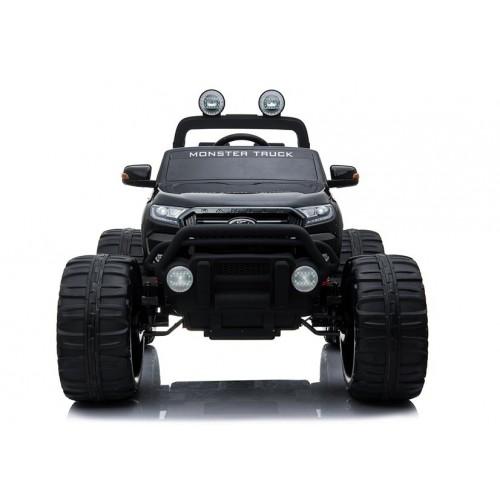 Pojazd na Akumulator Auto Ford Ranger Monster Czarny Lakierowany LCD