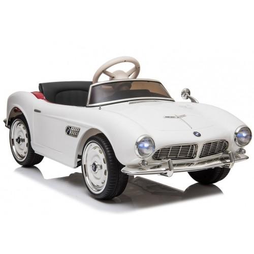 Auto na Akumulator BMW Retro Białe