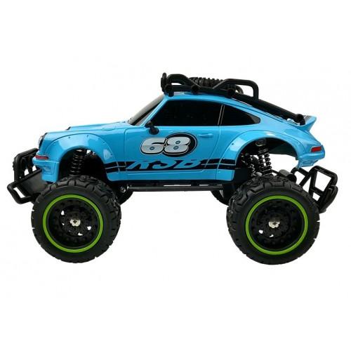 Auto Zdalnie Sterowane R/C Beetle Niebieskie 2.4G