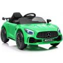 Auto na akumulator Mercedes AMG GT R Zielony