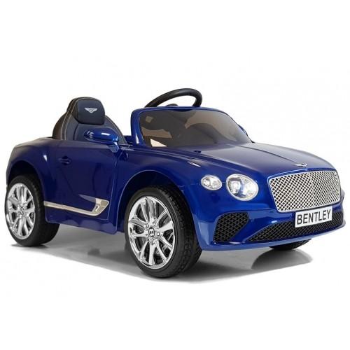 Auto na Akumulator Bentley  Niebieski Lakierowany