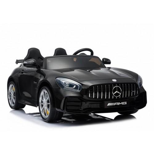 Pojazd na Akumulator Mercedes GTR Czarny 2-osobowy