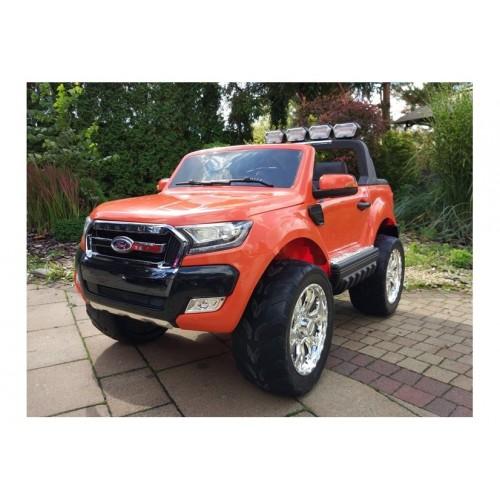 Auto na akumulator Ford Ranger Pomarańczowy 4x4