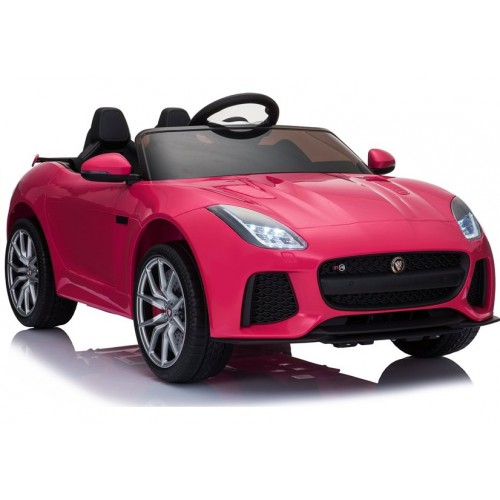 Auto na Akumulator Jaguar F-Type Różowy