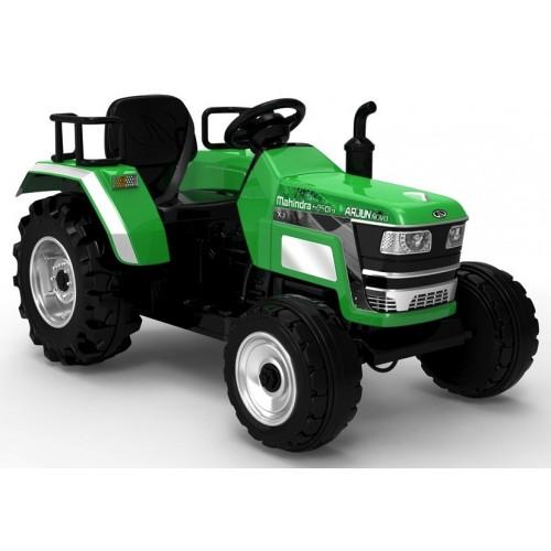 Traktor na Akumulator HL2788 2,4G Zielony