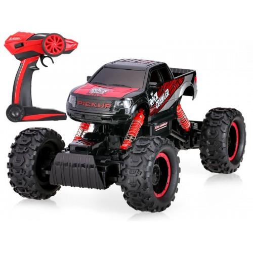 Samochód Auto Rock Crawler 1:14 2.4GHz 4WD Czerwony