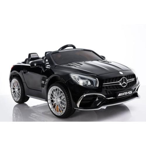 Auto na Akumulator Mercedes SL65 Czarny Lakier