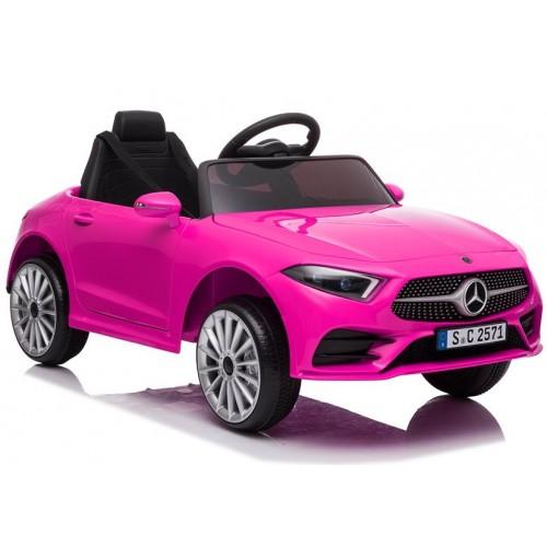 Auto na Akumulator Mercedes CLS 350  Różowy