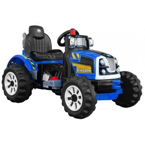 Auto na Akumulator Kingdom niebieski