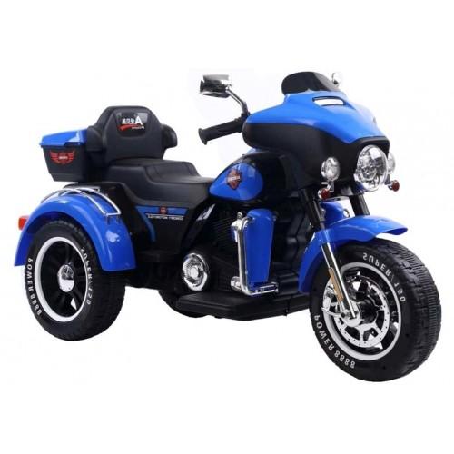 Motocykl na Akumulator ABM-5288 Niebieski