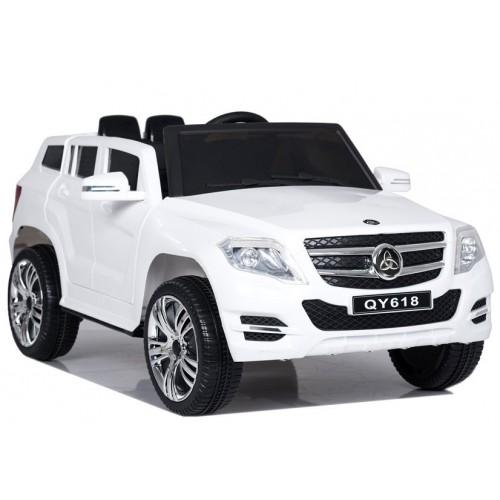 Auto na Akumulator  QY618 Biały