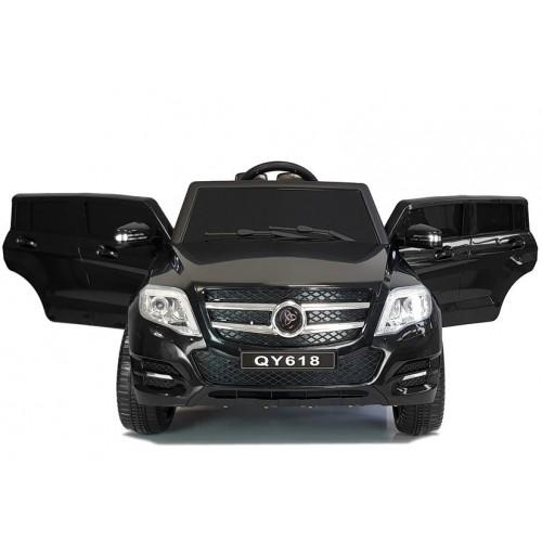 Auto na Akumulator Mercedes QY618 Czarny