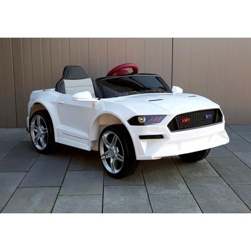 Pojazd GT Sport Biały