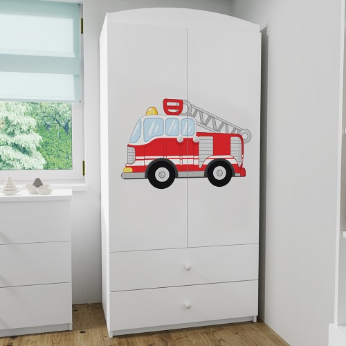 Szafa Fernando -  Super Straż Pożarna Fire Brigade