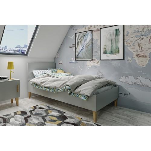 Łóżko Vierka łóżko młodzieżowe łóżko dla dziecka dla nastolatka