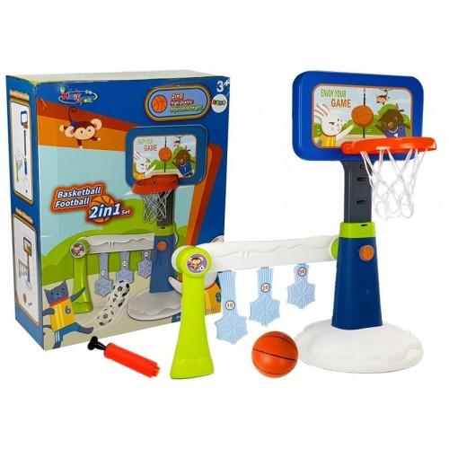 Dziecięcy Zestaw do Koszykówki Gra na Punkty