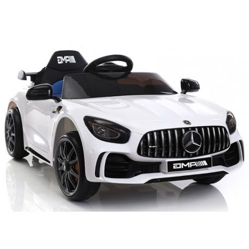 Auto na Akumulator Mercedes GTR Biały Convertible