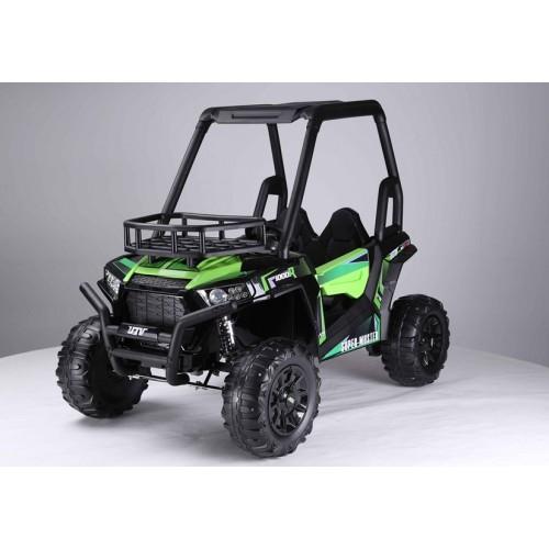 Auto na Akumulator JS360-1 Zielony