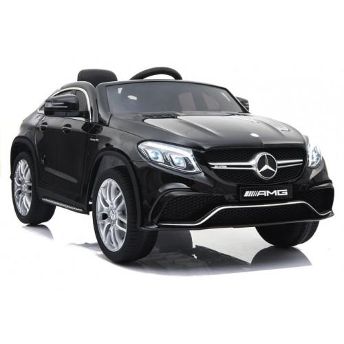 Auto na Akumulator Mercedes GLE63 Coupe Czarny