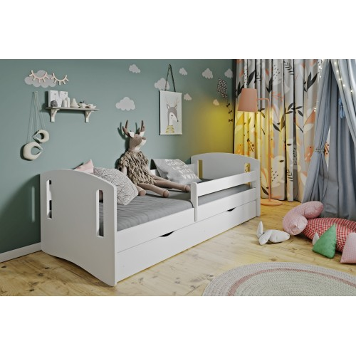 Łóżko Łóżeczko do sypialni do pokoju dziecka młodzieżowe kolekcja Classico II