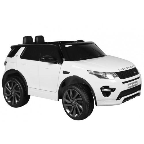 Auto na Akumulator Land Rover Discovery Biały