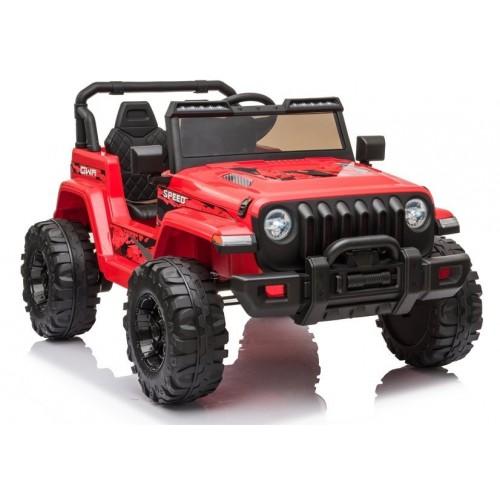Auto na akumulator CH9956 Czerwony