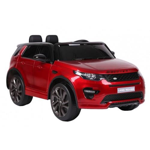 Auto na Akumulator Land Rover Discovery Czerwony Lakierowany