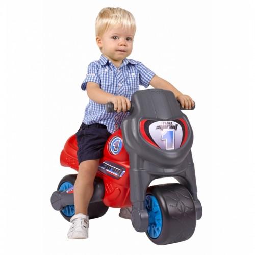 Jeździk Motor Feber Sprint Czerwony
