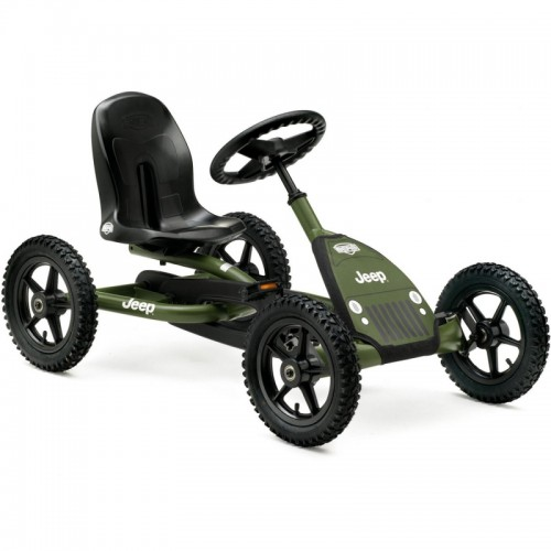 BERG Gokart na pedały Jeep® Junior 3-8 lat do 50 kg