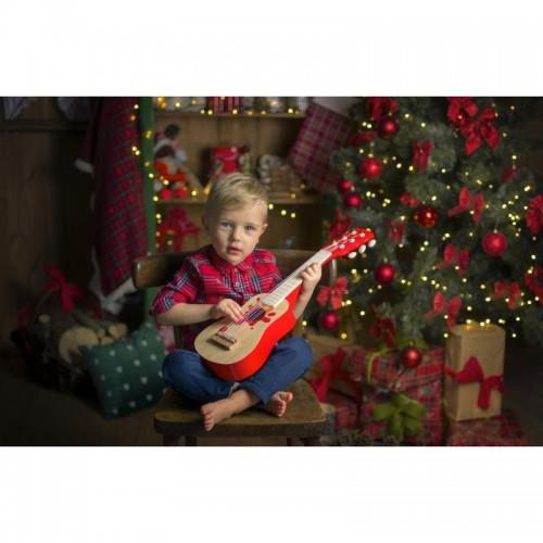 Gitara Drewniana dla dzieci Akustyczna Classic World